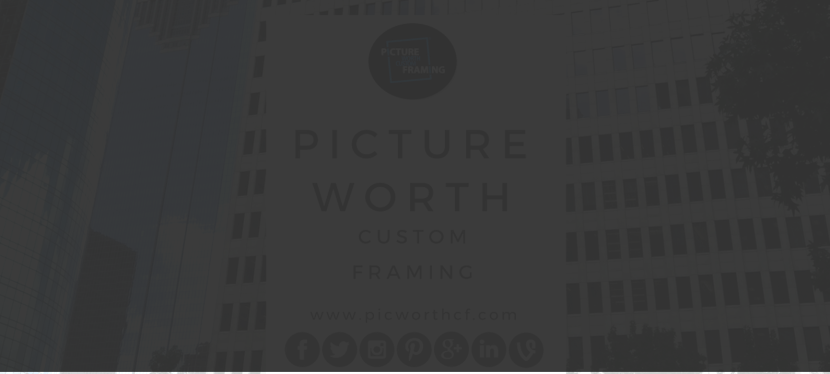 The Impact of Custom Framing