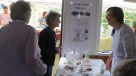 The Piddington Bakers Community Stall