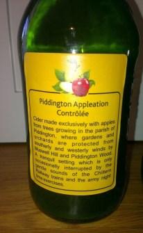 A Piddington provenance