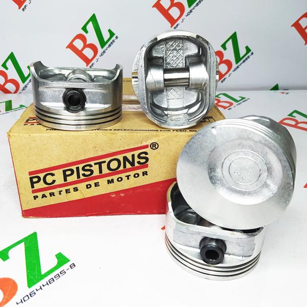 Pistones Marca Ford Modelo Fiesta Ano Motor Medida 0.75 Cod EPV 3035