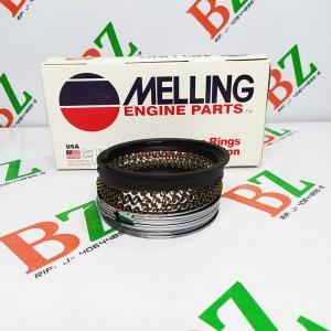 Juego de anillos Ford motor 200 marca Melling medida 1.50 Cod m2m 586