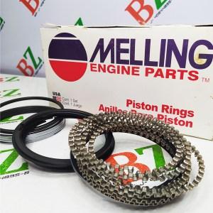 148 030 Juego de anillos Med 0.75 A 0.30 Dodge motor 318 marca Melling