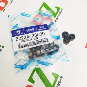 2224 23500 Gomitas de Valvula Paquete12 Hyundai Accent Getz Elantra Kia Sportage Chevrolet Luv Dmax Vitara marca Original 1