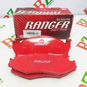 7027 D91 Pastillas de freno Ford Maverick marca RANGER