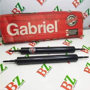 AMORTIGUADOR TRASERO PAR FORD CORCEL DEL REY MOTOR 1.6 MARCA GABRIEL COD 22113 E