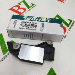 D964X Regulador ALT Fulliny universal D 411 D694HD marca Regitar