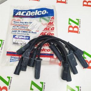 CABLES DE BUJIAS CHEVROLET SILVERADO TAHOE MOTOR 5 3 MARCA ACDELCO COD 12192133 01