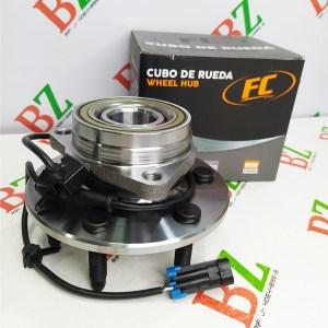 FC515036 BOCINA MOZO CUBO DE RUEDA DELANTERO CHEVROLET SILVERADO 4X4 CHEYENNE MARCA FC