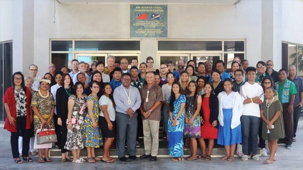 2020 – Marshall Islands Climate Change + Health Dialog