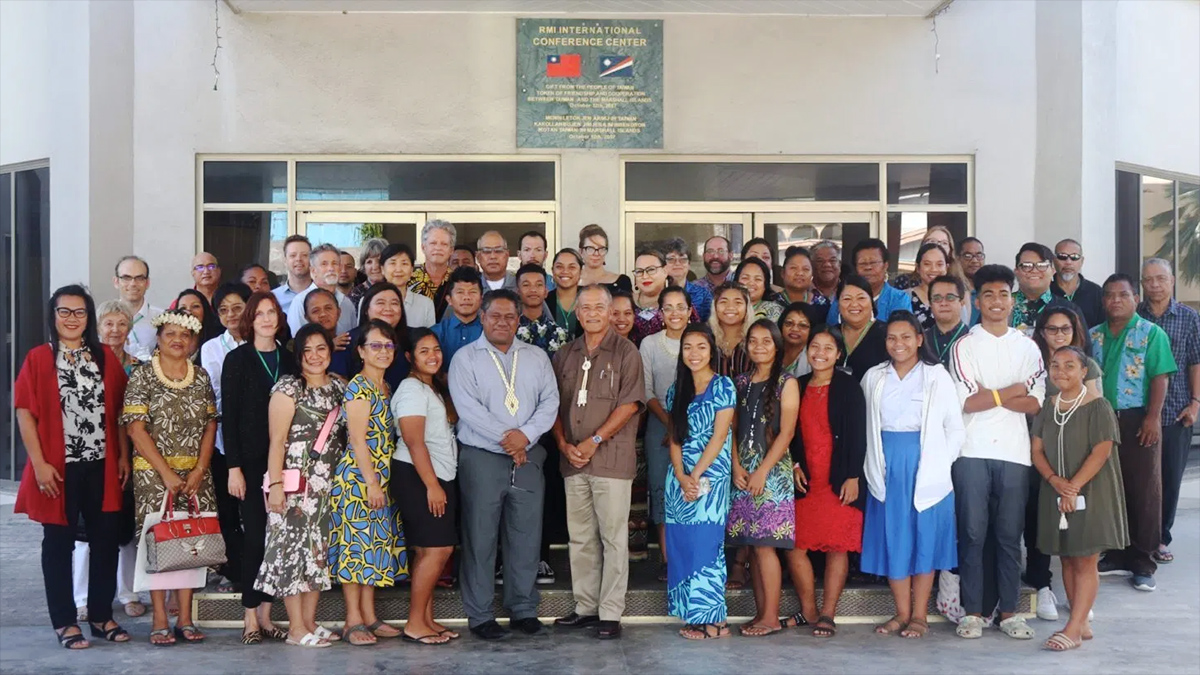 2020 – Marshall Islands Climate Change + Health Dialog