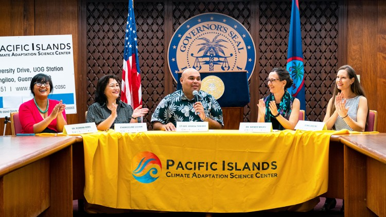 Pacific Islands Regional Climate Assessment Workshops in the USAPI