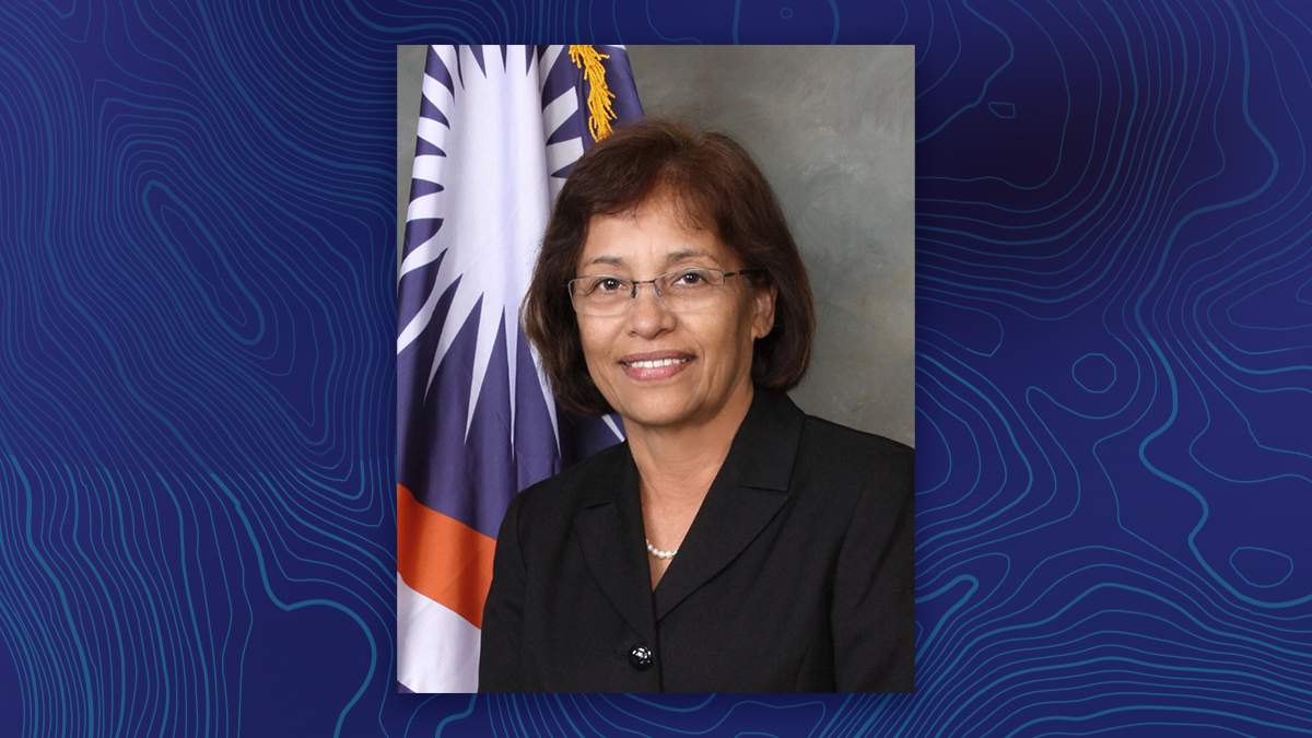 Former Marshall Islands President Hilda Heine Joins EWC Board of Governors