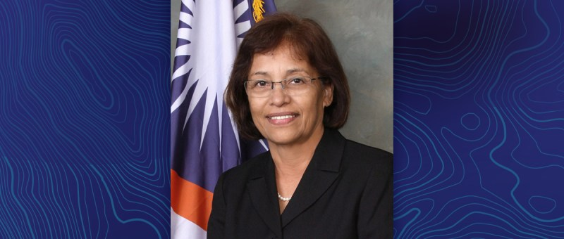 Dr. Hilda Heine elected to East-West Center Board of Governors