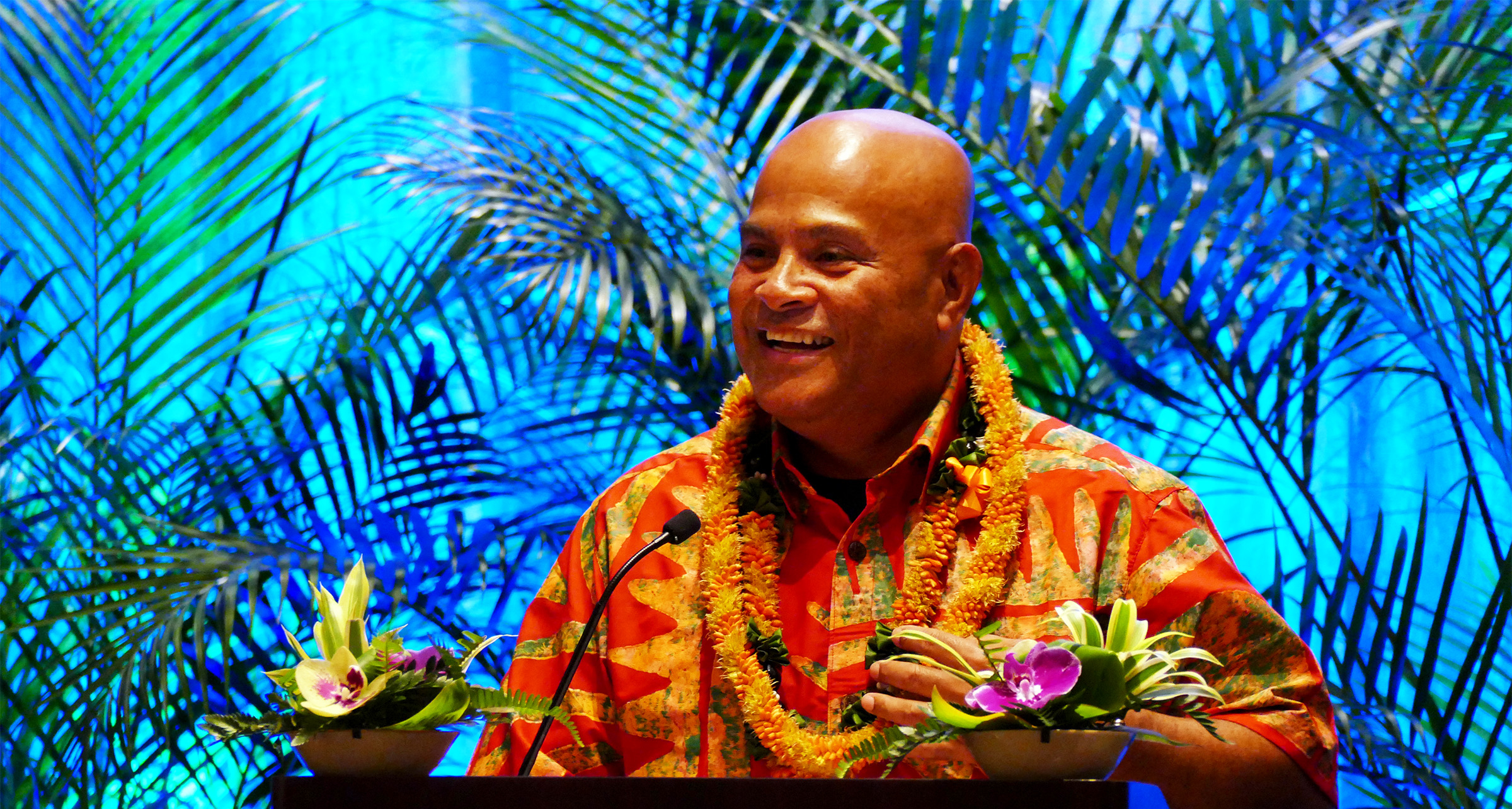 Pacific Islands Conference of Leaders Elects FSM President David Panuelo as Chair