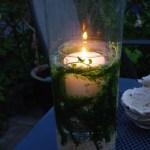 Windlicht für den Garten oder Terrasse – selbst gemacht