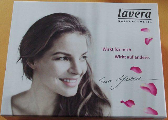 Lavera Box #Lavera #Yvonne Catterfield #eine von 1000 #spoiler