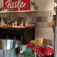 Bloggerkochevent mit Fissler auf der Ambiente 2017 #salt&silver #fissler #burgermitlachs