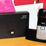 Gigaset SL 400 A GO – Formschön telefonieren #GigasetGo #FestnetzmitZukunft