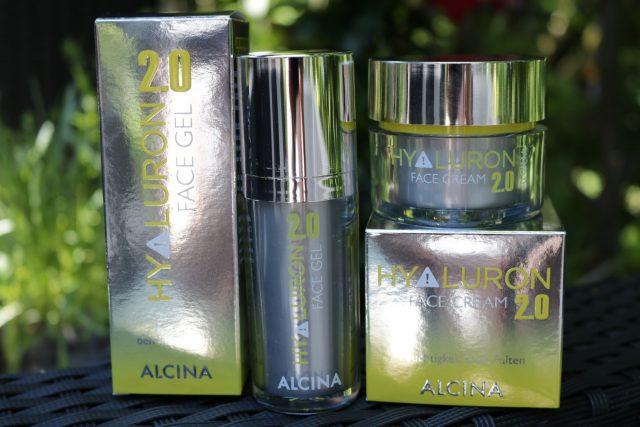 Alcina Hyaluron 2.0 und die Haut atmet auf #Produkttest #Freundintrendlounge