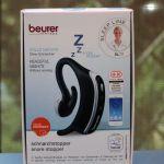 Beurer Schnarchstopper SL70 #ruhigeNächte #schnarchstopp #produkttest