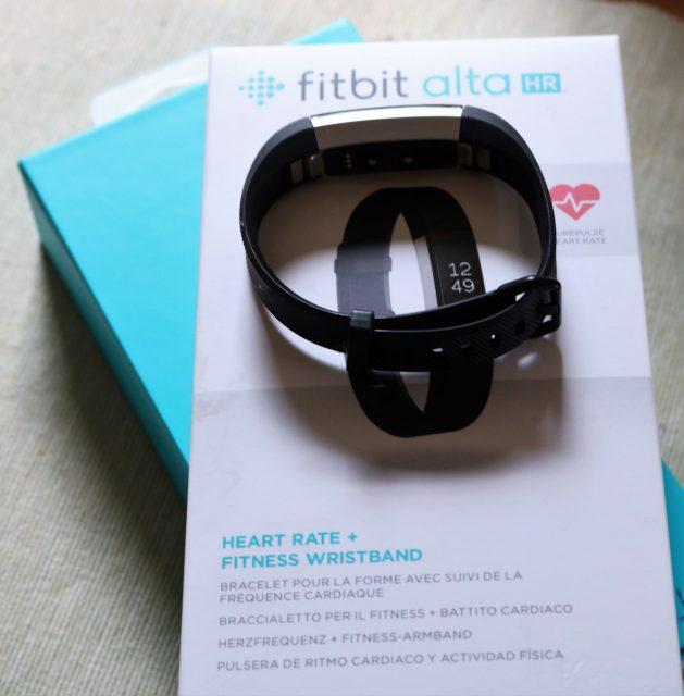 Fitbit Alta HR – wie viel Schritte mache ich eigentlich? #produkttest #euronics
