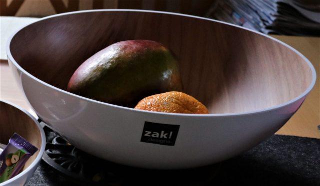 zak! designs -Osmos Buche und der Tisch ist schön gedeckt #bruchfest #melamin kunststoff