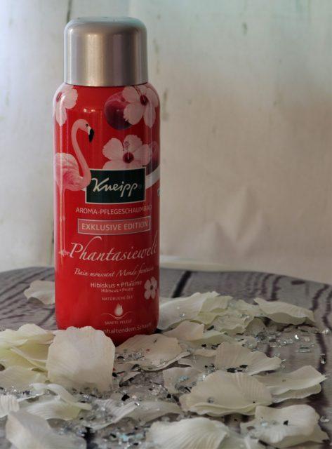 Aroma-Pflegeschaumbad Exklusive Edition Phantasiewelt  #kneippvip #produkttest #mülleronline