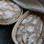 Roggenbauernbrot mit Sauerteig – ohne Hefe #bäckerrezept #hefefrei #slowfood #lassdirzeit