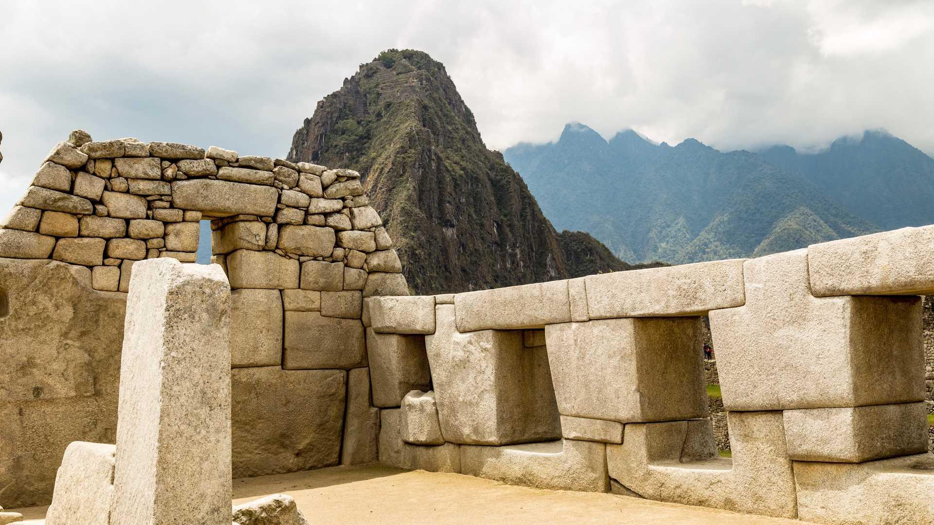 Inca Trail Packing List - Machu Picchu Close Up