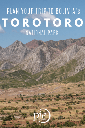 Torotoro National Park is the next big thing in Bolivia, trust us. Get all the information you need with our Guide before it's too late!
