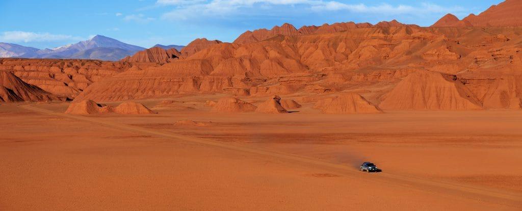 Northern Argentina Tours - Canyon of the Devil- Visit Northwest Argentina