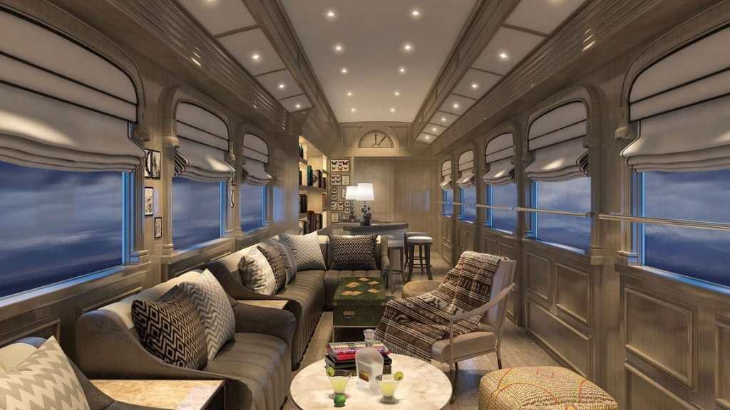 luxury train journey, Cusco to Arequipa Peru