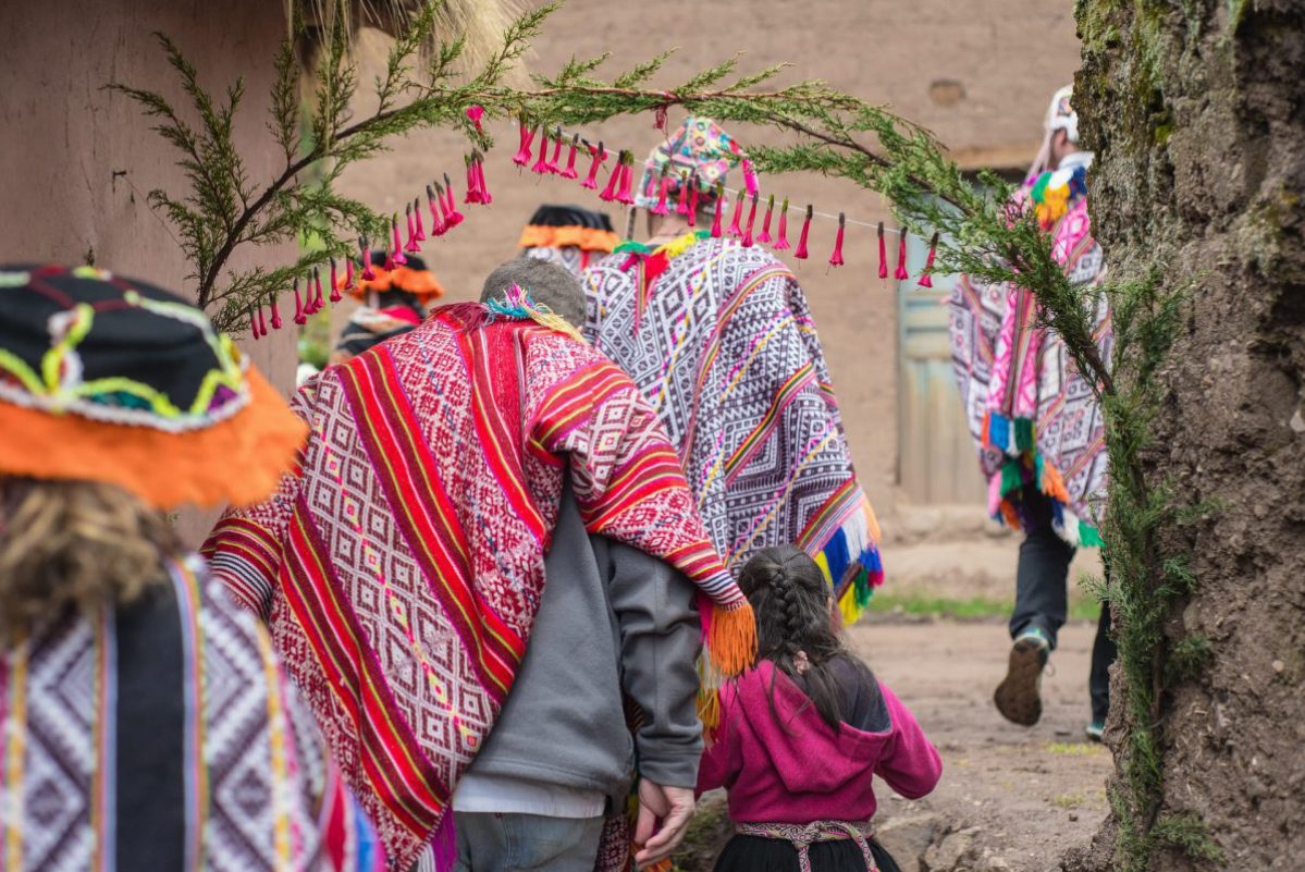 Community based tourism in Sacred Valley Cusco
