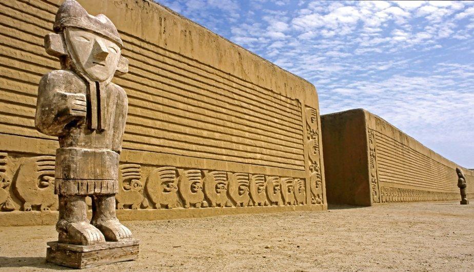 Peru Tour - Chan Chan