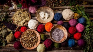 Things to do in Sacred Valley - Colorful yarn and dyes.