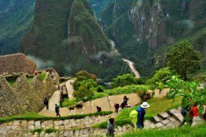Machu Picchu Ruins in Cusco