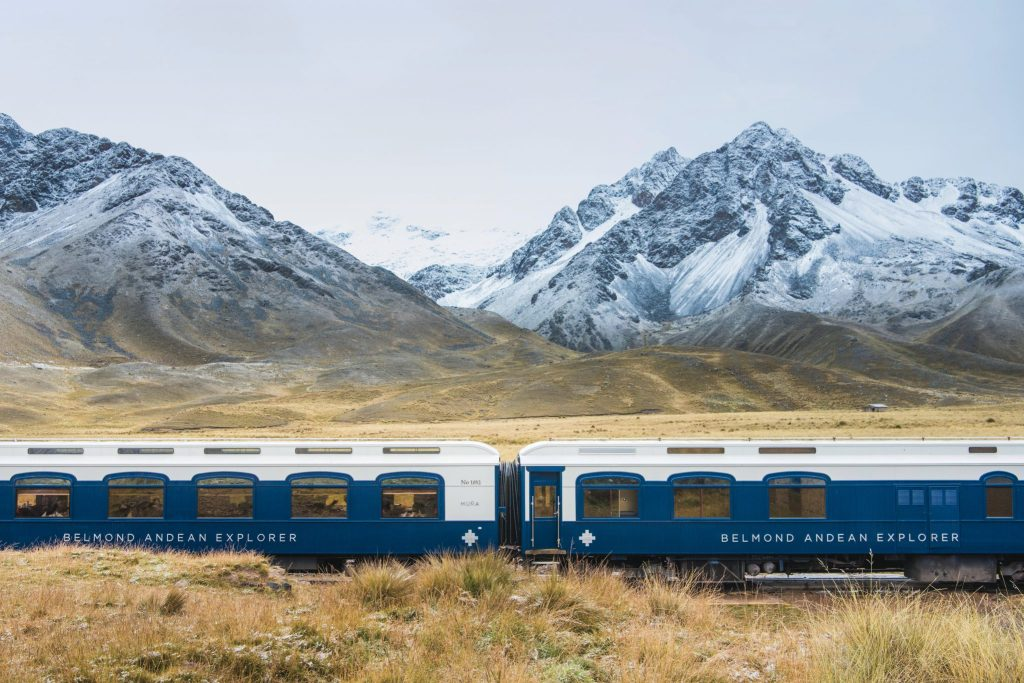 Luxury Belmond Andean Explorer