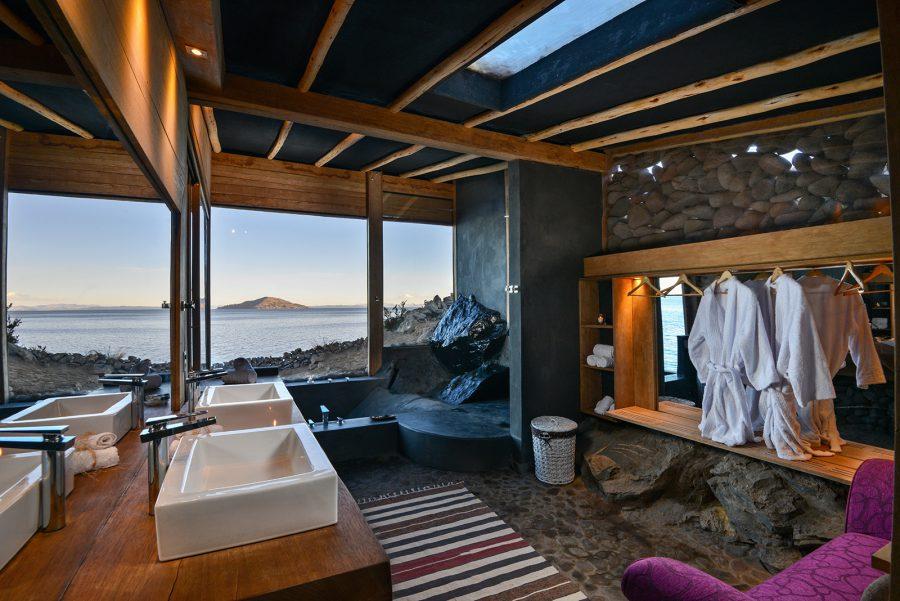 Bathroom Amantica lodge