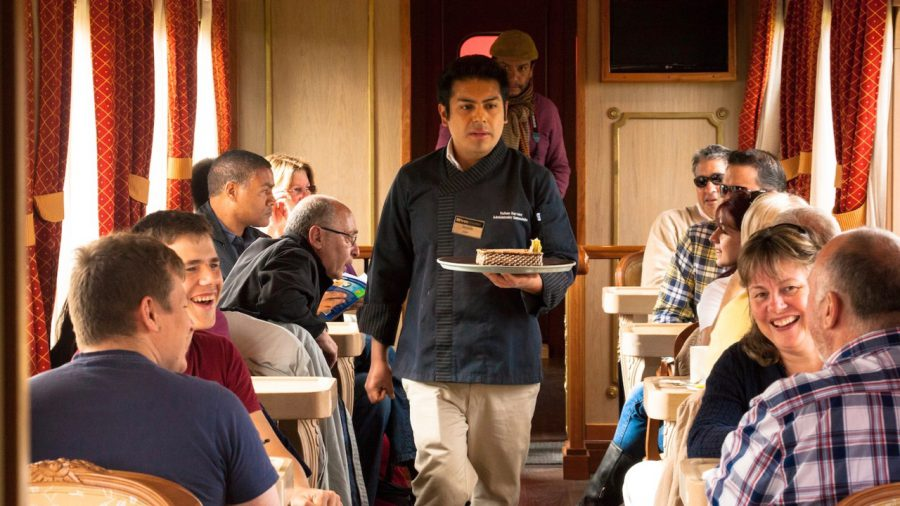 service - train crucero ecuador
