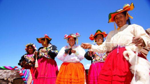 Titicaca Travel -Llachon