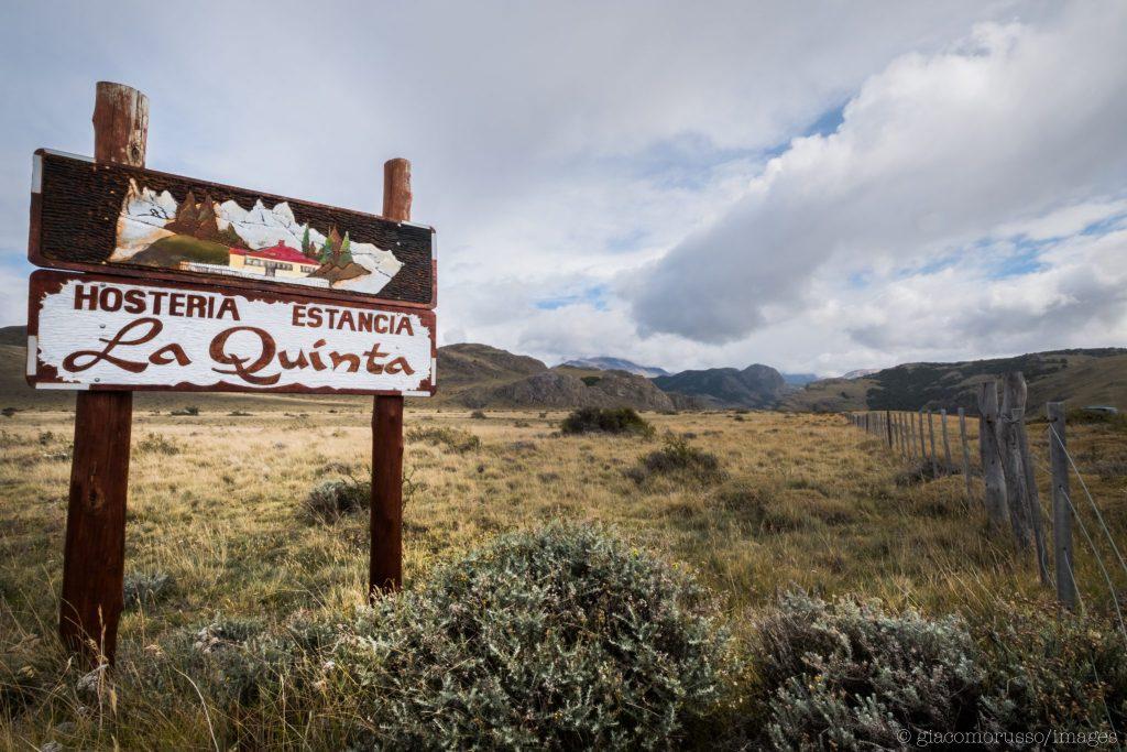 estancia ruta 40 Argentinian Patagonia