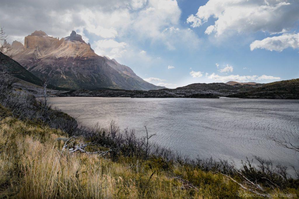 visit patagonia torres del paine national park lake skottsberg cerro paine grande