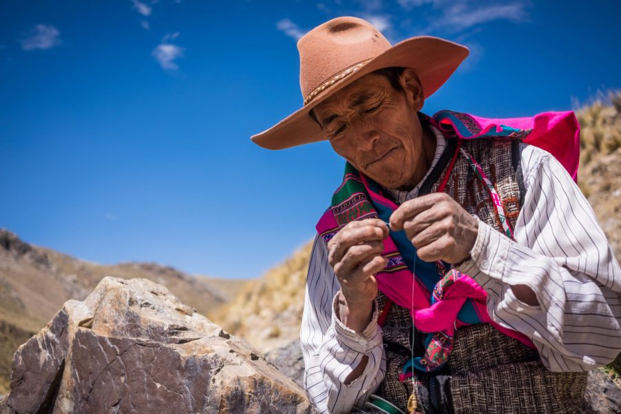 Homestay tours in Colca Canyon - Fishing in Sibayo.