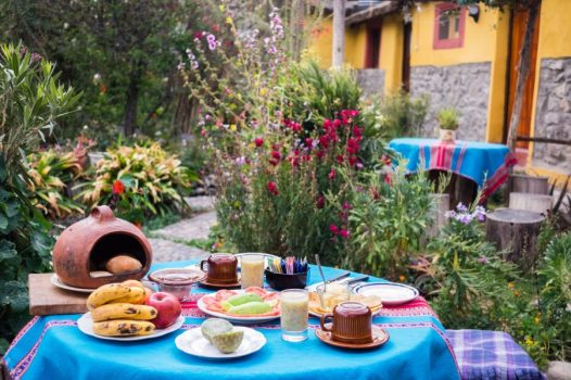 Homestay tours in Colca Canyon - Breakfast in Yanque