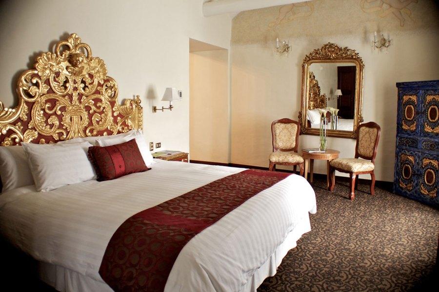 Luxury hotels in Sacred Valley - Suite at Aranwa.