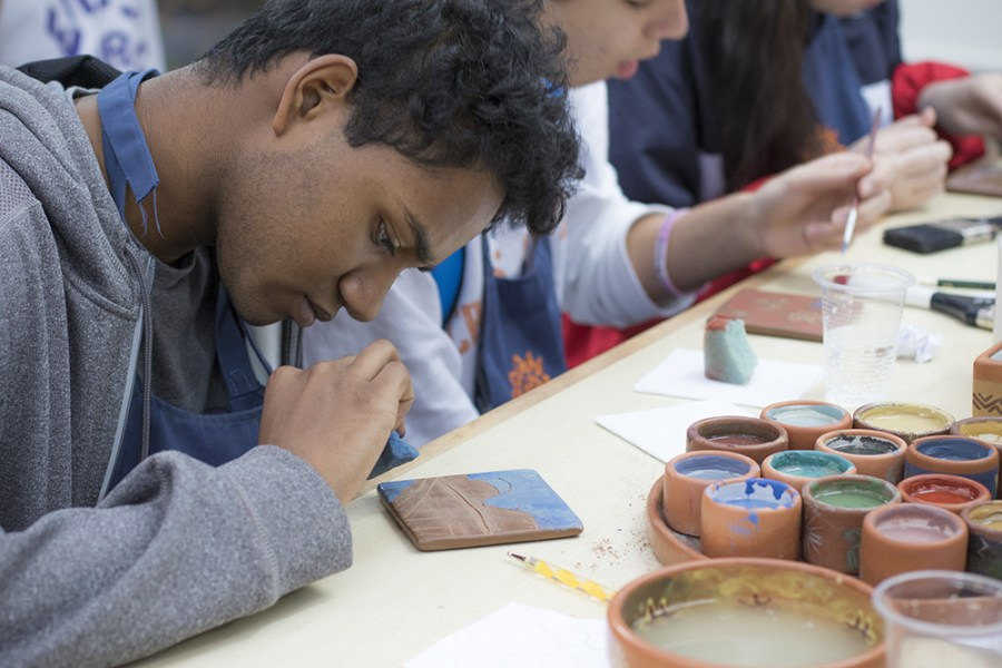 Things to do in Sacred Valley - Pottery class at Seminario Ceramicas.