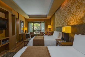Elegant suites.