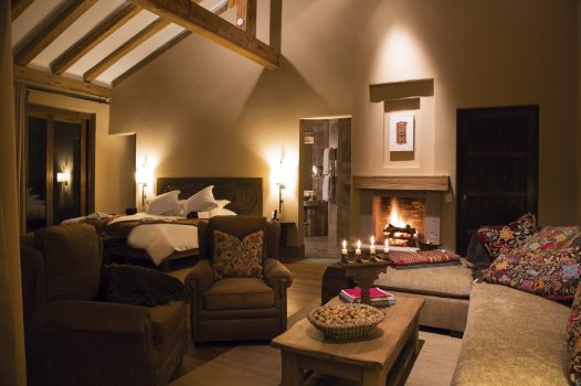 Luxury hotels in Sacred Valley - Urubamba suite at Inkaterra.