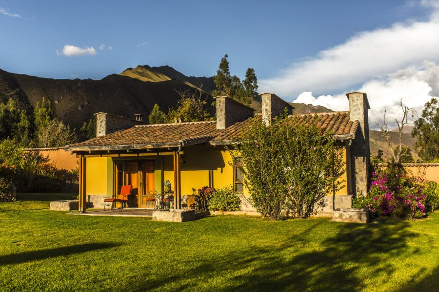 Luxury hotels in Sacred Valley - Sol y Luna.