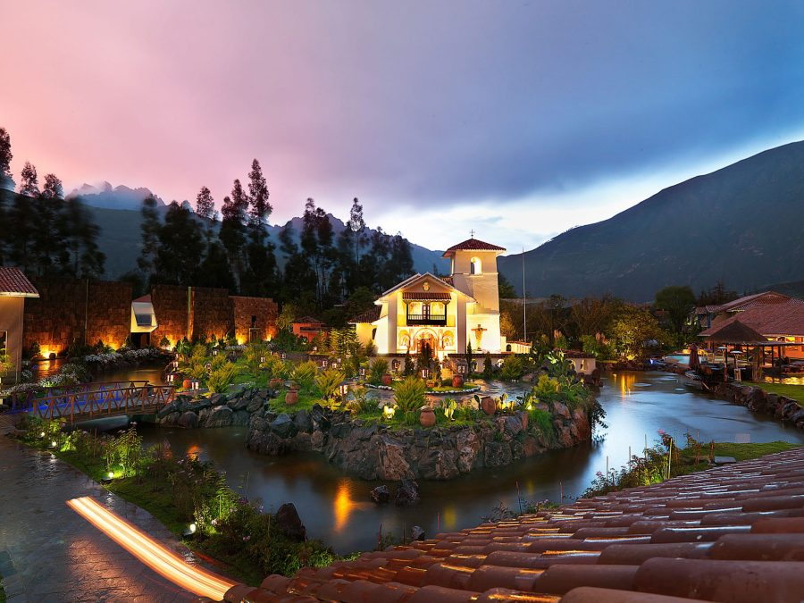 Luxury hotels in Sacred Valley - The chapel at Aranwa Sacred Valley.